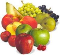 Las frutas son alimentos que contienen carbohidratos