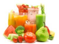 Los zumos de frutas son alimentos ricos en carbohidratos